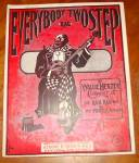 Everybody Twostep Rag Sheet Music, W Herzer