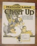 Ny Hippodrome Sheet Music, Melody Land