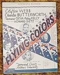 Flying Colors Sheet Music, Louisiana Hayride