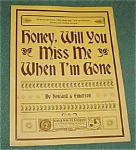 Howard & Emerson Show Tune Sheet Music