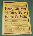 Howard & Emerson Show Tune Sheet Music