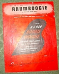 Rhumboogie, Piano Solo Sheet Music, Leeds'