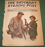 Robert Robinson Saturday Post Cover - Print