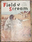 Field & Stream Sept 1933 Magazine Lynn B Hunt