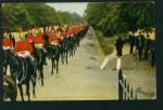 1st King's Dragoon Guards Vintage Postcard