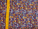 Vtg. 1960's Unused Calico Quilting Fabric