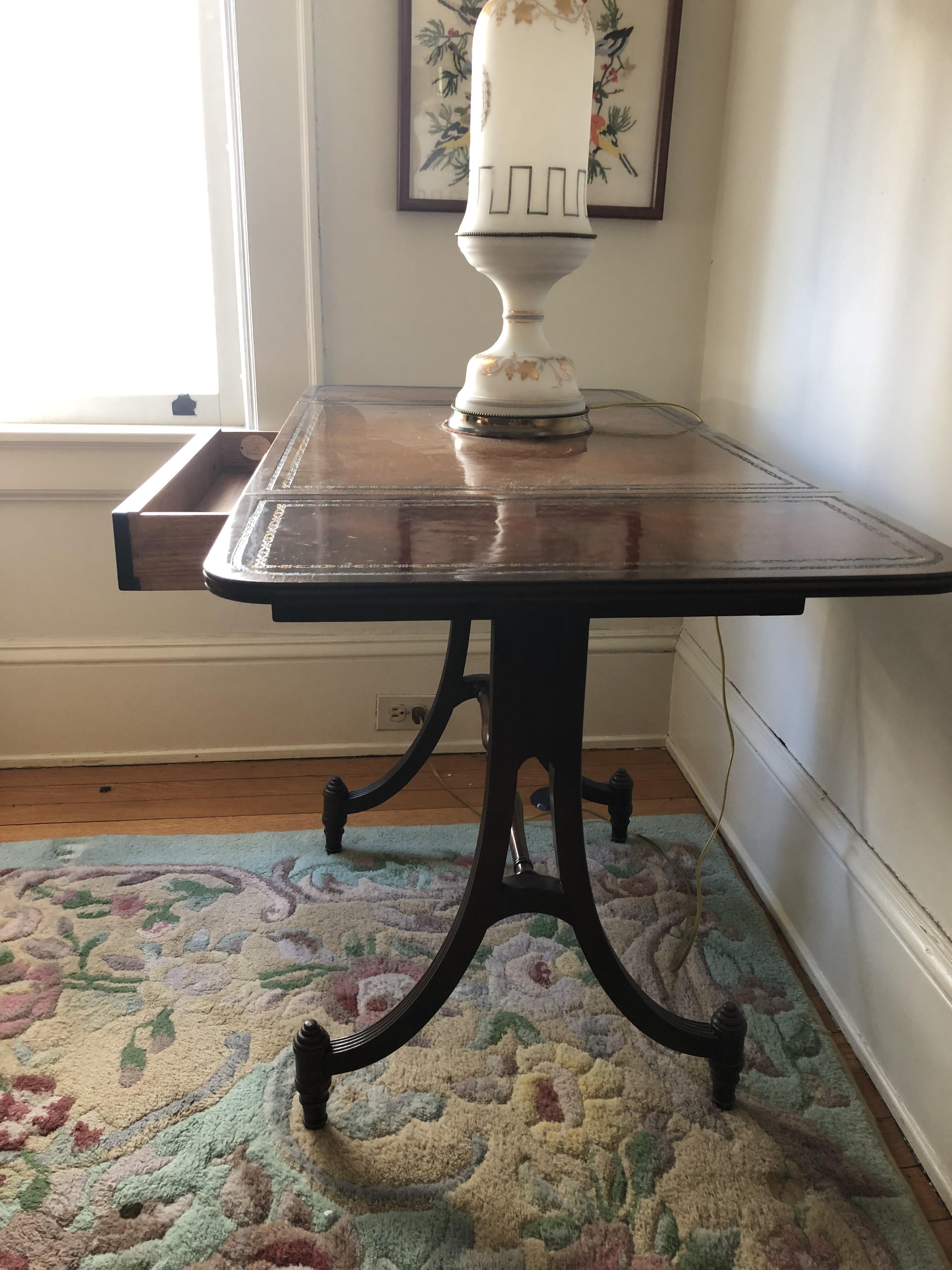 Vintage Baker Drop Leaf End Tables *RARE