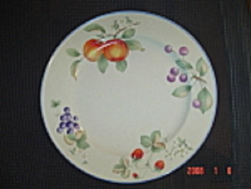 Savoir Vivre Luscious Dinner Plates