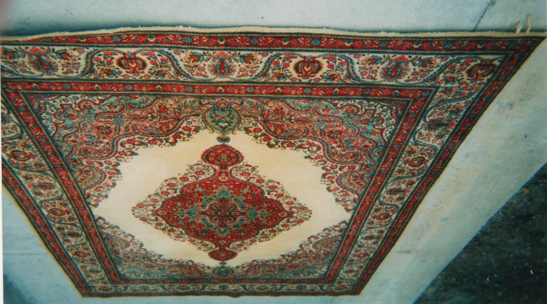 Persian Rug, Circa 1950, Tabriz