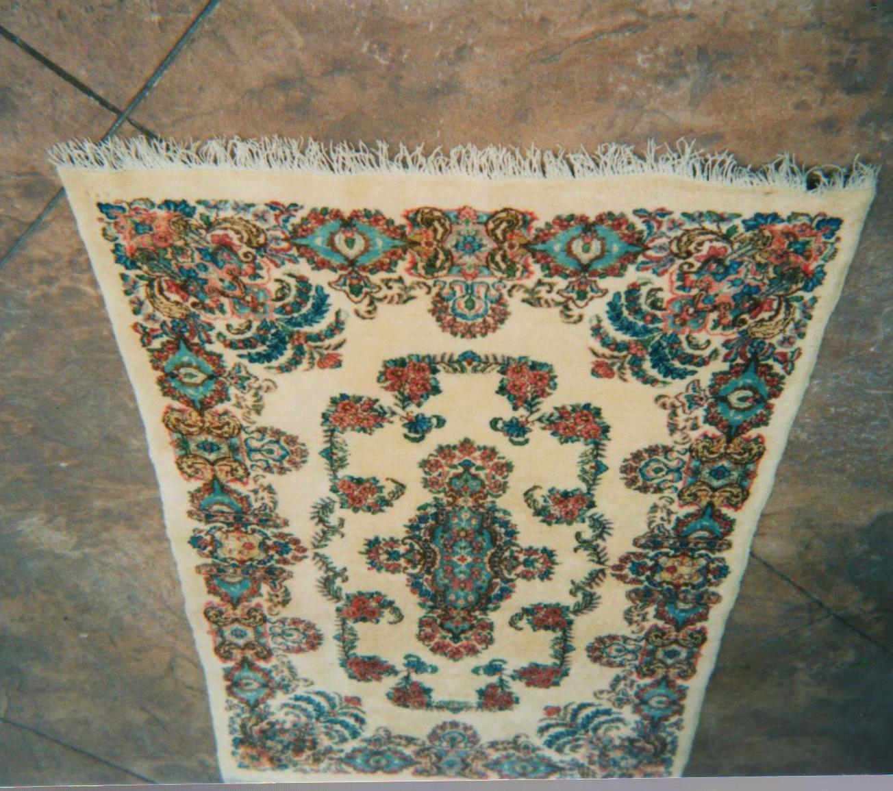 Persian Rug, Circa 1920, Kerman