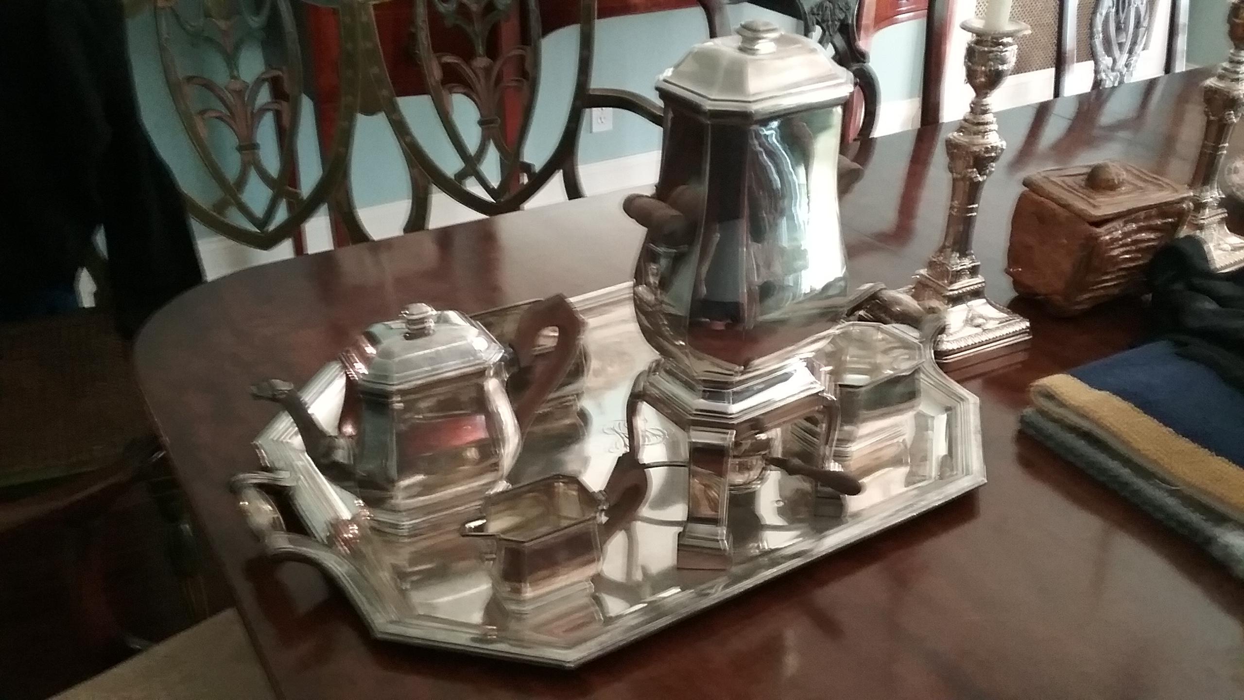 French Tea Set