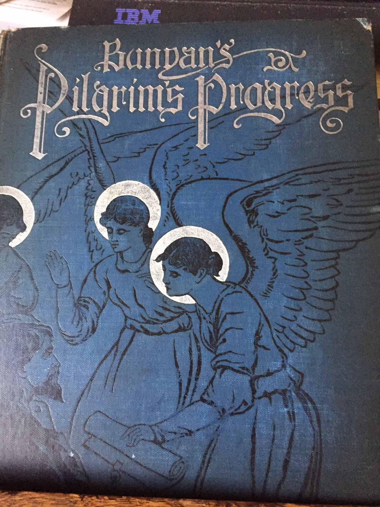 1891 First Edition Pilgrims Progress