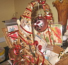 Custom Antique & Vintage Sewing Gourmet Gift Baskets