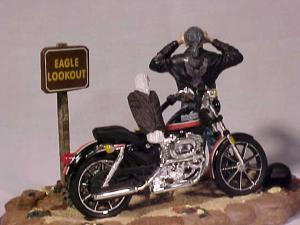 Harley Davidson Eagle Lookout by Ertl (Image1)