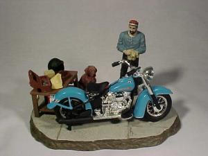 Harley Davidson Loyal Friends by Ertl NR (Image1)