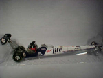 Click to view larger image of R C 1:24 Miller Lite Dragster NHRA (Image1)