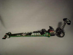 Click to view larger image of R C 1/24 MBNA Dragster NHRA (Image1)