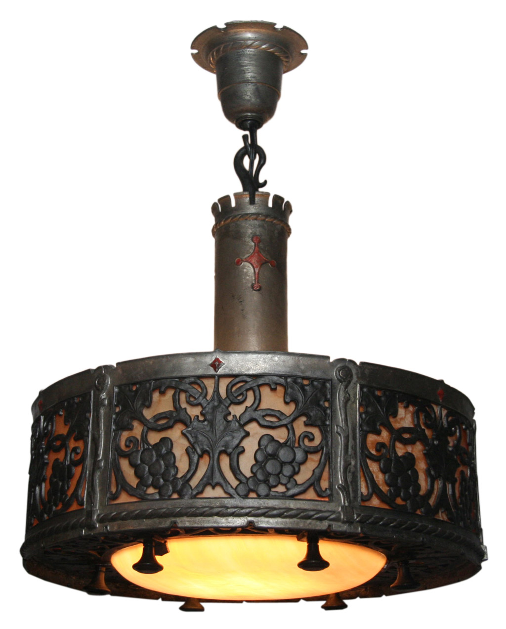 Antique arts and crafts lighting fixture antique vintage antique arts and crafts lighting fixture antique vintage lighting at victorian revival arubaitofo Choice Image