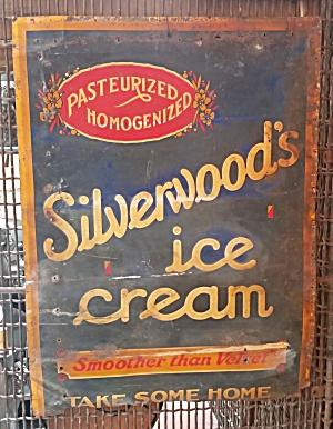 SILVERWOODS ICE CREAM SIGN (Image1)