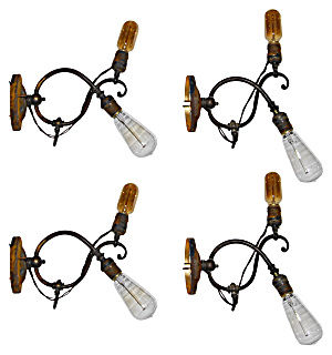 INDUSTRIAL WALL SCONCE (Image1)