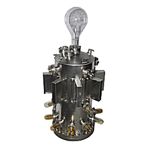 VINTAGE INDUSTRIAL STEAMPUNK TABLE LIGHT (Image1)