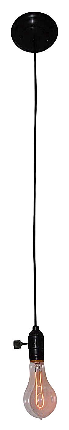 VINTAGE STYLE EDISON PENDANT LIGHT (Image1)