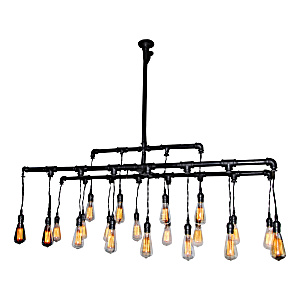 INDUSTRIAL STYLE PENDANT LIGHT VINTAGE LIGHTING at Victorian Revival