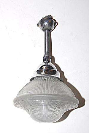 VINTAGE INDUSTRIAL LIGHT FIXTURE (Image1)