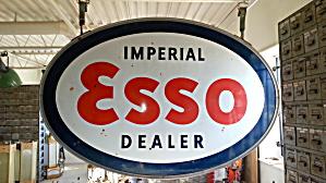 ESSO GARAGE SIGN (Image1)