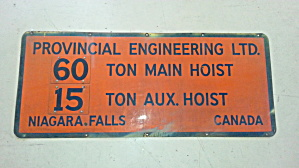 CONSTRUCTION WARNING SIGN (Image1)