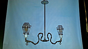 VINTAGE ELECTRIC/INDUSTRIAL LIGHT (Image1)