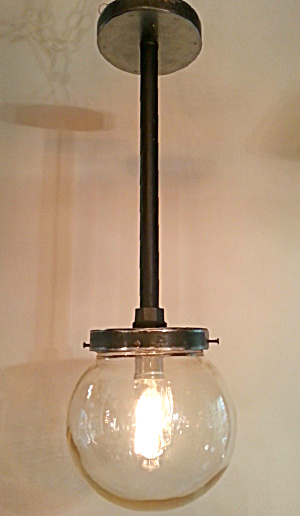 Industrial vintage light (Image1)