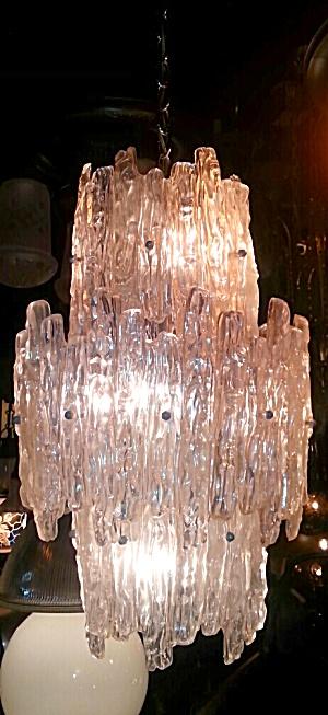 Mid Century Modern Lucite Light (Image1)