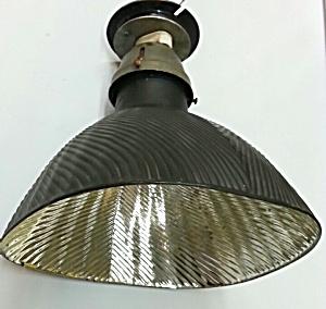 Industrial mirrored mercury light (Image1)