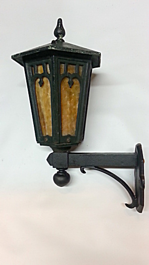Exterior Vintage Wall Light