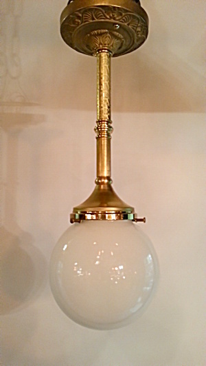 Antique Style Pendant Light