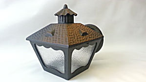 Vintage Exterior Wall Light