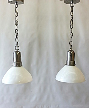 PAIR OF COOL PENDANT LIGHTS (Image1)