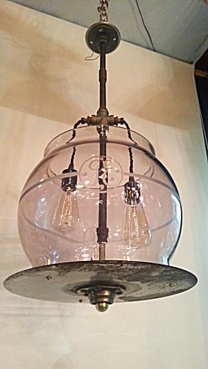 G.E. VINTAGE STEAMPUNK LIGHT (Image1)