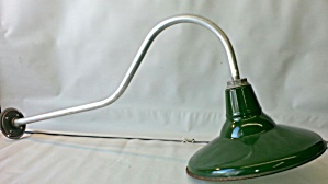 Vintage Gooseneck Light