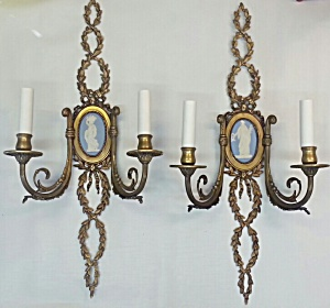 Wedgewood Wall Lights