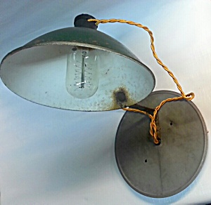 Set Of Industrial Sconces