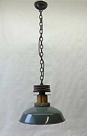 vintage industrial pendant (Image1)
