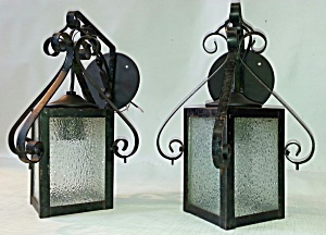 Old Wall Lights