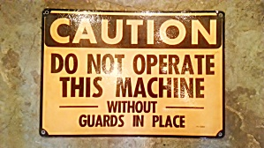 FACTORY SIGN (Image1)