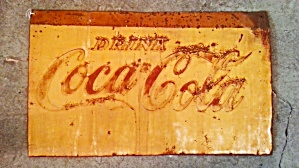 COCA COLA SIGN (Image1)