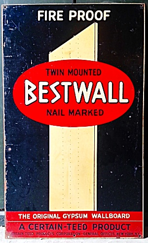 BESTWALL SIGN VINTAGE (Image1)