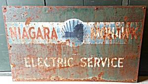 NIAGARA ELECTRIC SIGN (Image1)