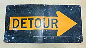 DETOUR SIGN (Image1)