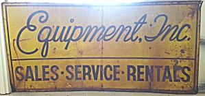 EQUIPMENT SIGN (Image1)
